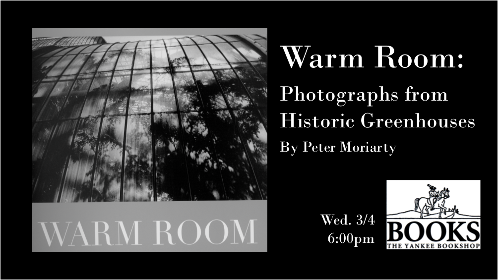 Book Cover for Warm Room: Photographs from Historic Greenhouses